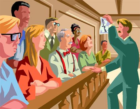 被疑者の弁護活動